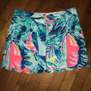 Lilly pulitzer Skort. New without tags